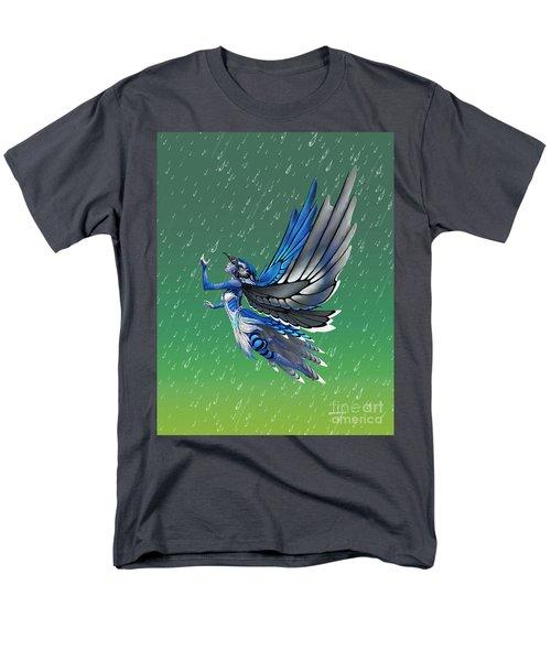 Blue Jay Fairy Men's T-Shirt  (Regular Fit)