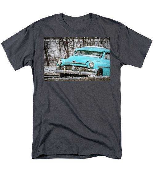 Blue Mercury Men's T-Shirt  (Regular Fit) by Ray Congrove