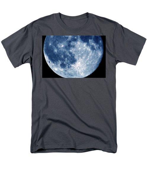 Blue Moon 7-31-15 Men's T-Shirt  (Regular Fit)