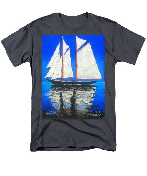 Bluenose 2 Men's T-Shirt  (Regular Fit) by Rae  Smith