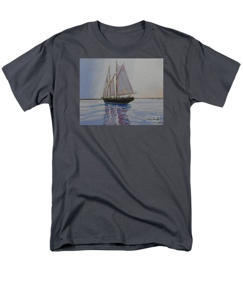 Bluenose Men's T-Shirt  (Regular Fit) by Rae  Smith