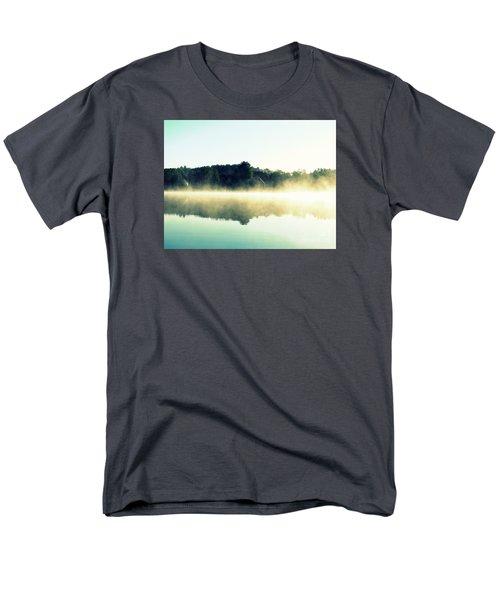 Blurry Morning Men's T-Shirt  (Regular Fit) by France Laliberte