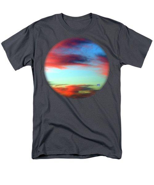 Blushed Sky Men's T-Shirt  (Regular Fit) by Linda Hollis