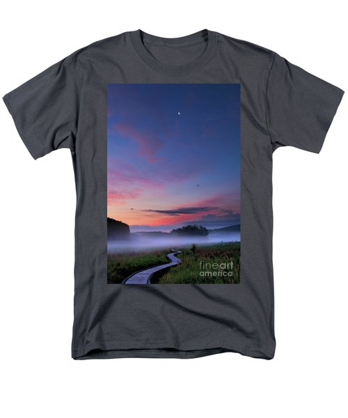Boardwalk Men's T-Shirt  (Regular Fit) by Nicki McManus