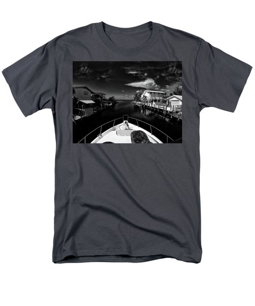 Boat Ride Men's T-Shirt  (Regular Fit) by Kevin Cable
