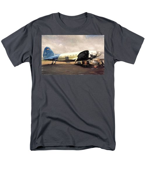 Bolivian Air Men's T-Shirt  (Regular Fit) by Michael Cleere
