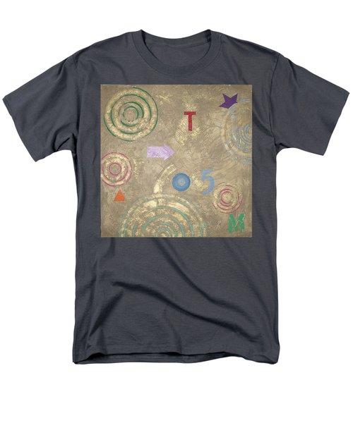 Boogie 5 Men's T-Shirt  (Regular Fit) by Bernard Goodman