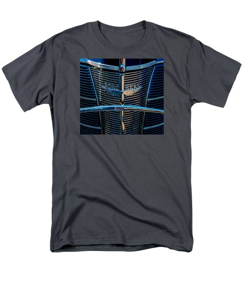 Men's T-Shirt  (Regular Fit) featuring the photograph Borchers Ford V8 by Trey Foerster