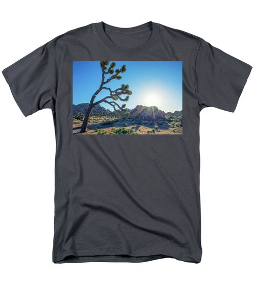 Bowing To The Sun Men's T-Shirt  (Regular Fit)