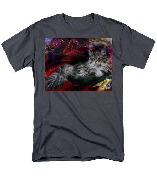 Bowl Of More Fur Men's T-Shirt  (Regular Fit)