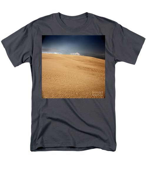 Men's T-Shirt  (Regular Fit) featuring the photograph Brave New World by Dana DiPasquale