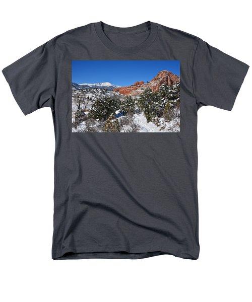 Breathtaking View Men's T-Shirt  (Regular Fit) by Diane Alexander