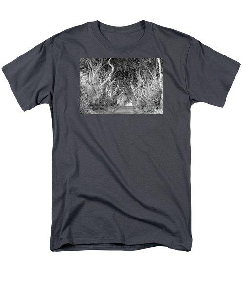 Men's T-Shirt  (Regular Fit) featuring the photograph Bregagh Road by Juergen Klust