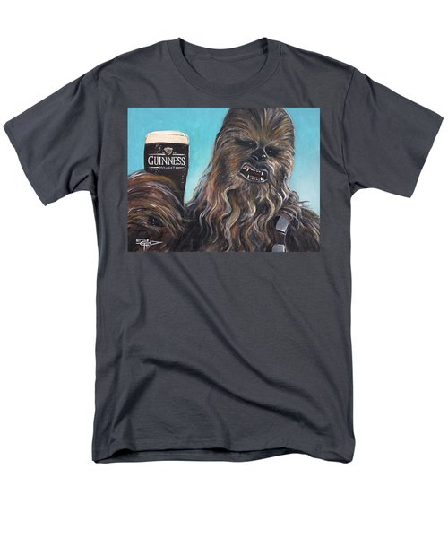 Brewbacca Men's T-Shirt  (Regular Fit) by Tom Carlton