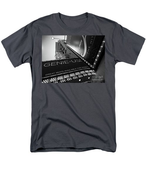 Broadway  -27868-bw Men's T-Shirt  (Regular Fit)