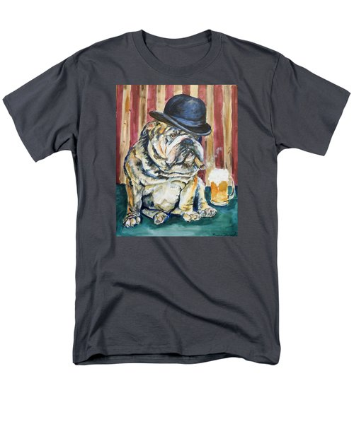 Men's T-Shirt  (Regular Fit) featuring the painting Bruno by P Maure Bausch
