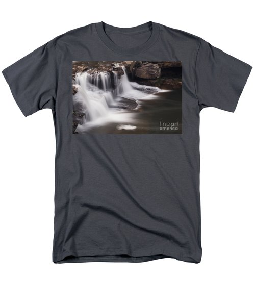 Brush Creek Falls Men's T-Shirt  (Regular Fit)