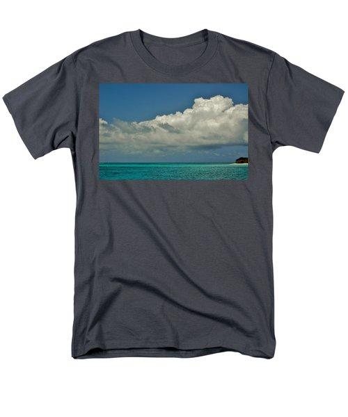 Heaven And Earth Men's T-Shirt  (Regular Fit)
