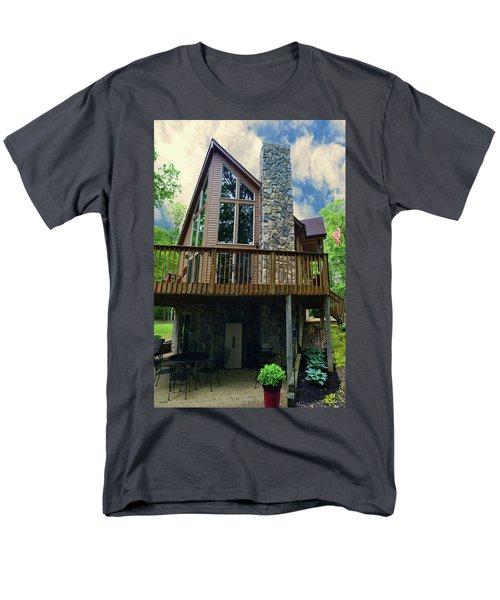 Buddy And Brenda Buckner Men's T-Shirt  (Regular Fit) by Dana Sohr