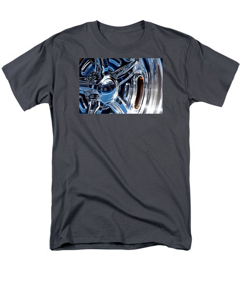 Budnik Wheel 02 Men's T-Shirt  (Regular Fit) by Rick Piper Photography