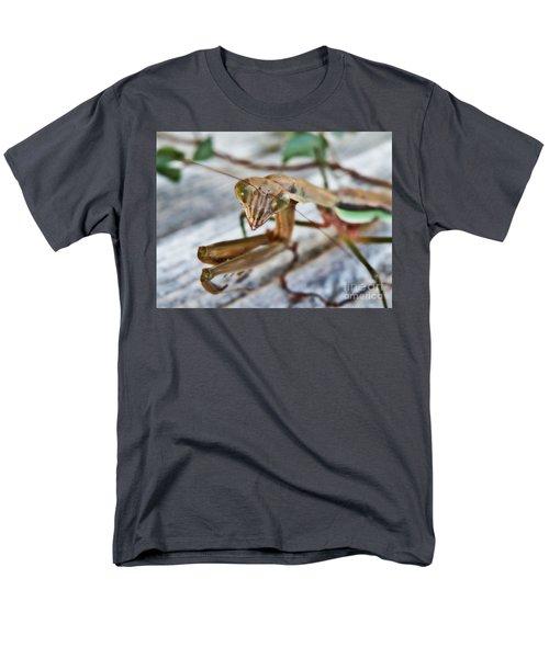 Bug Eyed  Men's T-Shirt  (Regular Fit) by Christy Ricafrente