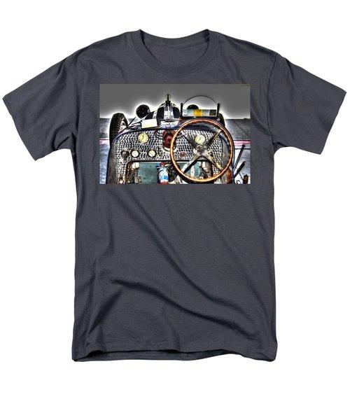 Bugatti  Men's T-Shirt  (Regular Fit) by Josh Williams