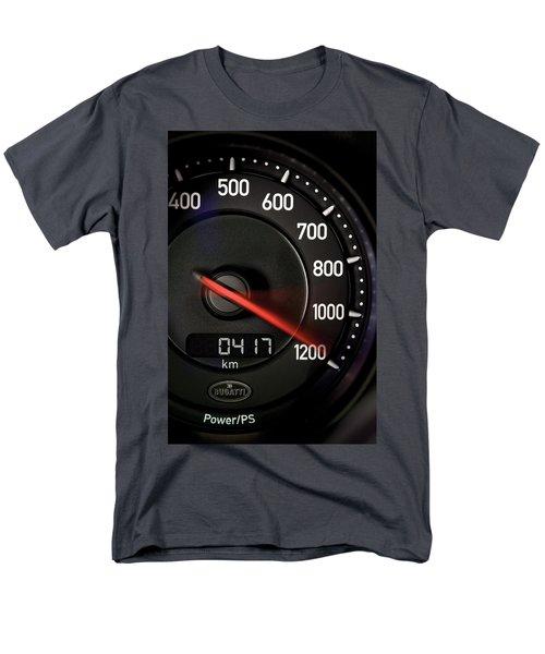 Bugatti Power /ps Men's T-Shirt  (Regular Fit) by Sheila Mcdonald