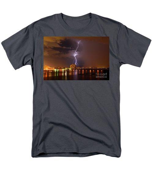 Bulls Eye Men's T-Shirt  (Regular Fit) by Quinn Sedam