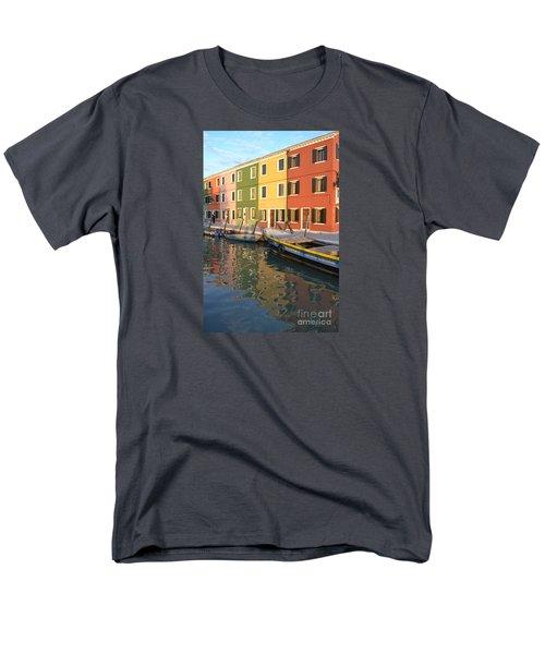 Burano Italy 1 Men's T-Shirt  (Regular Fit)