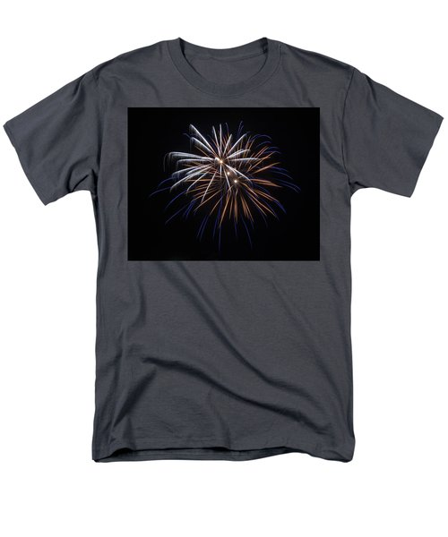Men's T-Shirt  (Regular Fit) featuring the photograph Burst Of Elegance by Bill Pevlor