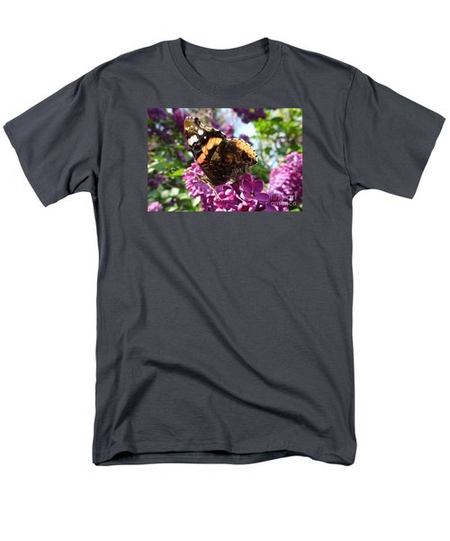 Butterfly 7 Men's T-Shirt  (Regular Fit) by Jean Bernard Roussilhe