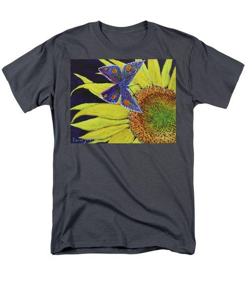 Butterfly Haven Men's T-Shirt  (Regular Fit)