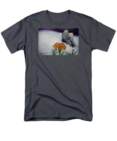Butterfly Men's T-Shirt  (Regular Fit) by Ron Richard Baviello