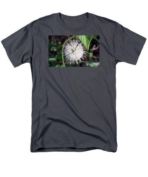 Buttonbush Men's T-Shirt  (Regular Fit) by Kenneth Albin