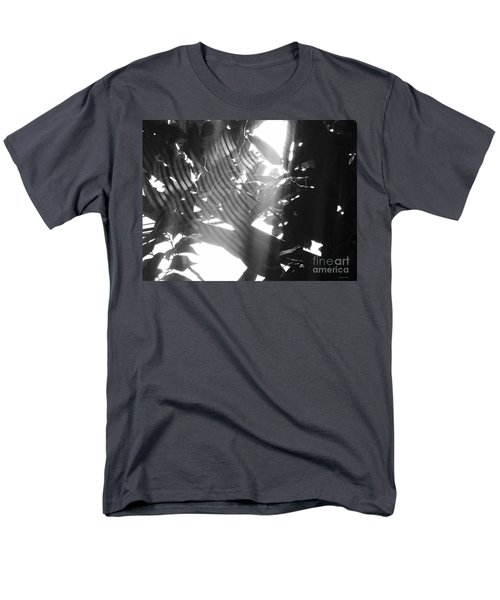 Men's T-Shirt  (Regular Fit) featuring the photograph Bw Radiance by Megan Dirsa-DuBois