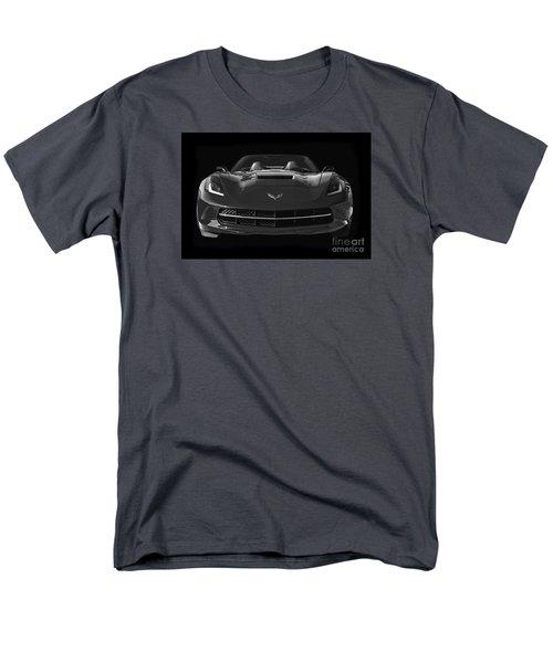 C7 Stingray Corvette Men's T-Shirt  (Regular Fit) by Dennis Hedberg