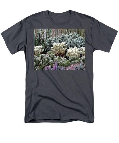 Cactus Field Men's T-Shirt  (Regular Fit)