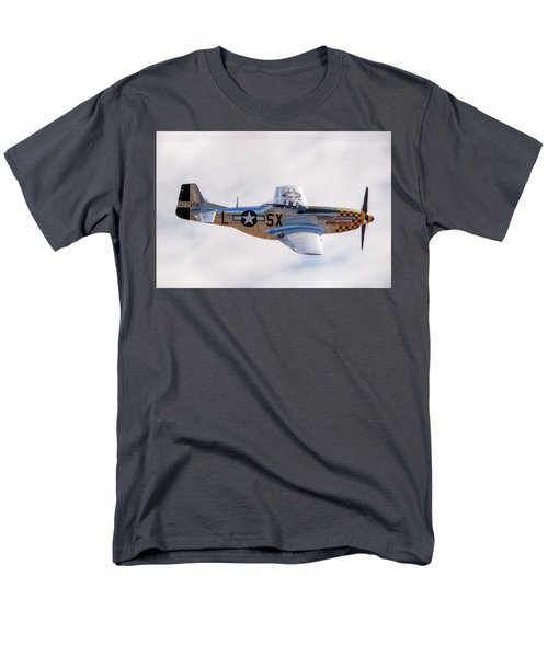 Cadillac Of The Sky  Men's T-Shirt  (Regular Fit) by Jeff Cook
