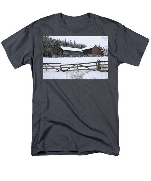 Caledon Farm Men's T-Shirt  (Regular Fit) by Gary Hall
