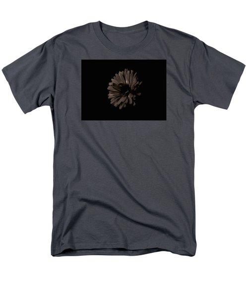 Calendula In Shadows Men's T-Shirt  (Regular Fit) by Tim Good