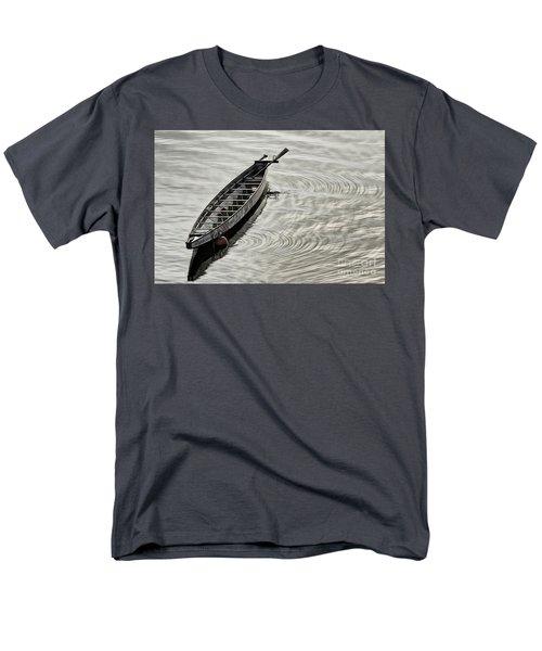 Calgary Dragon Boat Men's T-Shirt  (Regular Fit) by Brad Allen Fine Art