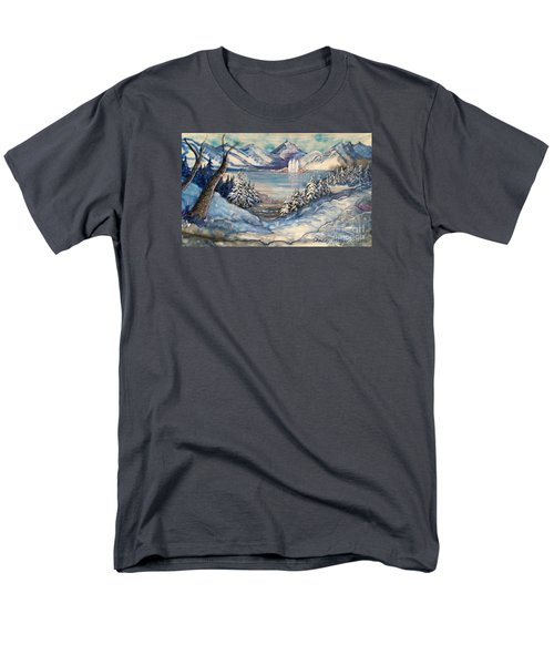 Call Of Eternal Spring Men's T-Shirt  (Regular Fit) by Stacey Mayer
