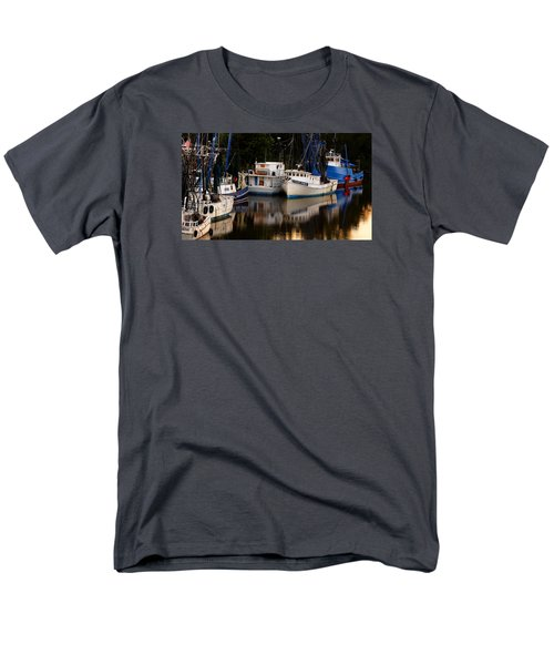 Men's T-Shirt  (Regular Fit) featuring the photograph Calm Waters by Laura Ragland