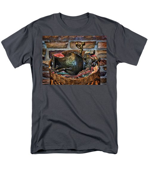 Men's T-Shirt  (Regular Fit) featuring the photograph Camelback 8846 by Sylvia Thornton