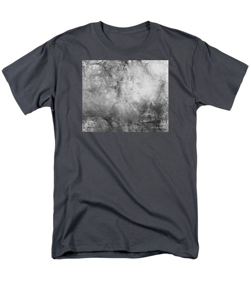 Men's T-Shirt  (Regular Fit) featuring the painting Camouflage by Trilby Cole