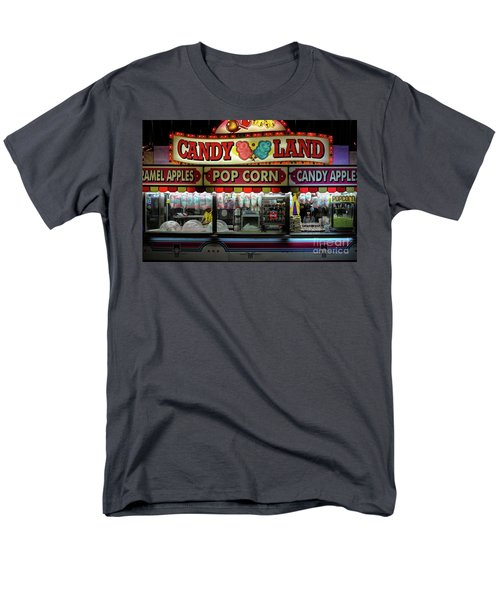 Candy Land Men's T-Shirt  (Regular Fit) by M G Whittingham