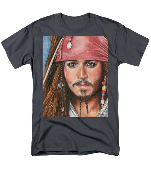 Captain Jack Men's T-Shirt  (Regular Fit)