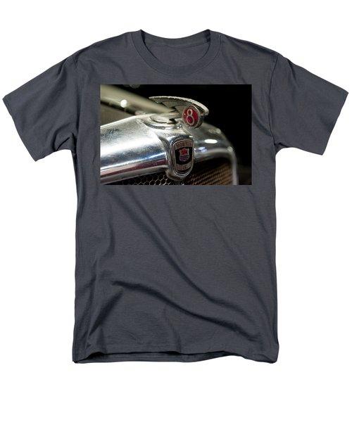Car Mascot Iv Men's T-Shirt  (Regular Fit) by Helen Northcott