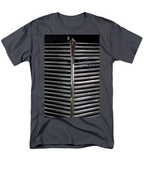 Car Radiator I Men's T-Shirt  (Regular Fit) by Helen Northcott