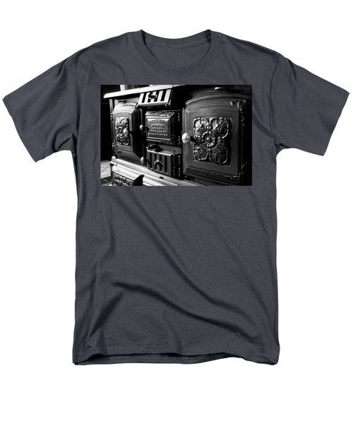 Men's T-Shirt  (Regular Fit) featuring the photograph Cast Iron Character by Greg Fortier